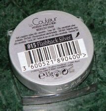 L'Oreal Paris Eye Shadow La Couleur Infallible #015 Flashback Silver 3.5 g