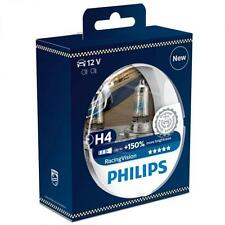 2 AMPOULE H4 NEW +150% PHILIPS Racing Vision HARLEY-DAVIDSON 110th ANNIVERSARY E