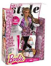 Fashion Collectible Barbie Style Nikki Doll Character Pretend Play Toy Doll