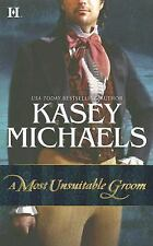 A Most Unsuitable Groom (The Beckets of Romney Marsh)-ExLibrary