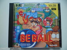 PC ENGINE GT CORE DUO HU CARTE BE BALL EN BOÎTE TESTÉ