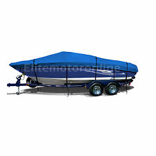 20'-22' V-Hull Runabout Bowrider Trailerable All Weather boat cover