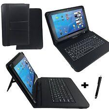 Deutsche Tastatur Hülle Samsung Galaxy Tab A 9.7 Zoll Tablet Tasche Case Qwertz