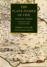 The Place-Names of Fife Volume Three: St Andrews and the East Neuk