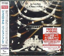 JETHRO TULL-A PASSION PLAY-JAPAN CD C68