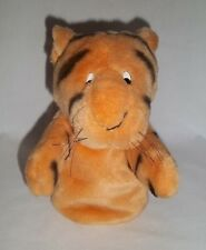 GUND Plush CLASSIC TIGGER HAND PUPPET Winnie The Pooh Disney Stuffed Animal Toy