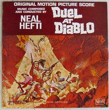 La Bataille de la vallée du diable 33 tours Neal Hefti 1966