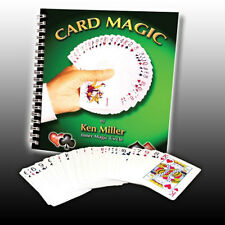 Card Magic Tricks Book By Ken Millar Member of the Inner Magic Circle Gift