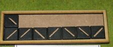 MDF laser cut MOVEMENT TRAY (7×2) 20mm Infantry Bases