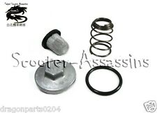 GY6 SUMP PLUG STRAINER O RING KIT for KYMCO Ego/Bet & Win YUP 250cc
