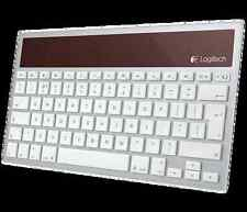 Logitech Wireless Solar Keyboard K760 for Windows BT/ Mac/iPad/iPhone
