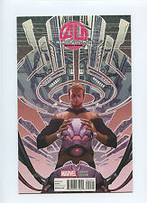 AGE OF ULTRON (2012) - # 9 (MOLINA COLOR VARIANT COVER/WOLVERINE) !!!