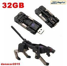 PEN DRIVE PENDRIVE DE UN TRANSFORMERS 32GB MEMORIA USB(64 AUTOBOTS DECEPTICONS)
