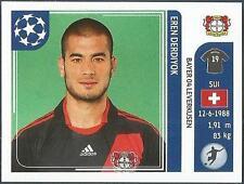 PANINI UEFA CHAMPIONS LEAGUE 2011-12- #326-BAYER 04 LEVERKUSEN-EREN DERDIYOK