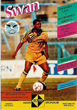 Swansea City v West Bromwich Albion 16 May 1993  FOOTBALL PROGRAMME Play-off fin