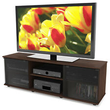 TV Stand Storage Cabinet Entertainment Center Home Theater Wood Media Console