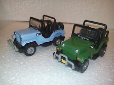 TOY AND MODELS OF MAHINDRA'S CLASSIC JEEP-2 PCS. COMBO- CENTY TOYS--KIDSTOYSHUB