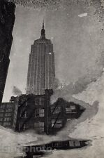 1967/72 11x14 Vintage EMPIRE STATE Building Architecture New York ANDRE KERTESZ