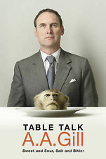Table Talk: Sweet And Sour, Salt and Bitter, A.A. Gill
