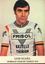 LUIS OCANA Cyclisme Ciclismo Winner Tour de France 73 cycling radsport vainqueur