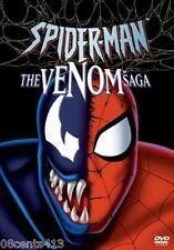 Spider-Man - The Venom Saga (Children's Animated DVD) Four Episodes!