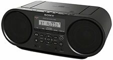 Sony ZS-RS60BT ZSRS60BT CD,CD-R/RW,Boombox with Bluetooth- Grade A