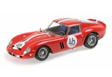 KYOSHO 08436A FERRARI 250 GTO model race car no.46 Nurburgring 1963 1:18th scale