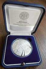 Estonia 2012 Summer Olympic Games in London Silver Coin 12 Euro PROOF Box Cert