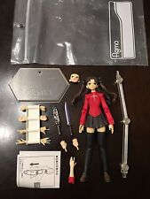 Figma 011 Max Factory Fate/Stay Night Rin Tohsaka Tosaka Figure (Casual Version)