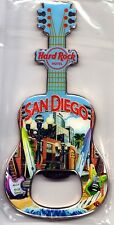 Hard Rock Hotel SAN DIEGO 3rd Design V11 Guitar Bottle Opener Magnet