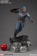 Sideshow Premium Format Captain America The Winter Soldier Exclusive Statue