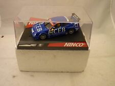 "NINCO 1/32 SLOT CAR 50287 MERCEDES CLK DTM ""CEB"""