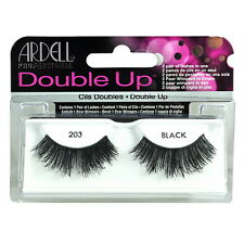 Ardell Double Up Professional Eyelashes False Lashes 203 x 4 Pack