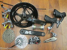 SRAM RED 175 130 BCD 53/39 GXP 2 X10 SPEED GROUP BUILD KIT GRUPPO