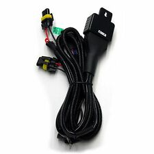 H13 9008 Relay Wiring Harness for Bi-Xenon HID Xenon Kit