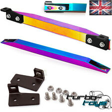 NEO CHROME LOWER TIE BAR fits HONDA Civic EP2 EP3 Integra Dc5 Em2 Type R + Beaks