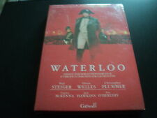 "DVD NEUF ""WATERLOO"" Rod STEIGER, Orson WELLES, Christopher PLUMMER / guerre"