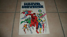 MARVEL UNIVERSE - encyclopédie MARVEL de A à Z - Vol 2 - BE