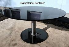 runder Esstisch Säulentisch Wohnzimmer Terrassentisch Marmortisch Granittisch