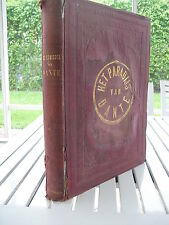 DE KOMEDIE VAN DANTE ALIGHIERI DOOR Dr. J. C. HACKE VAN MIJNDEN 1873