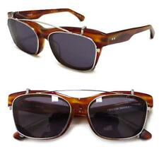 "NEIGHBORHOOD TECHNICAL APPAREL ""FOUR"" THE LIGHT SUNGLASSES BROWN"