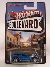 Hot Wheels Boulevard Series SHOW RODS DOUBLE DEMON 2012/2013 REAL RIDERS