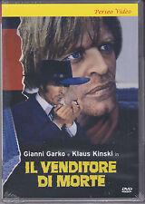 Dvd **IL VENDITORE DI MORTE** con Gianni Garko Klaus Kinski nuovo 1971