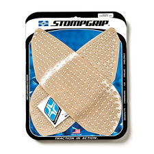 STOMP GRIP Traction Pad Tank Kit TRIUMPH Daytona 675 2006-2012 (Clear)