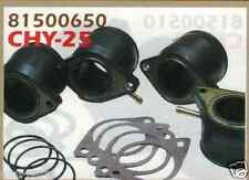 YAMAHA XJ 900 N,F (31A,58L,4BB) - Kit de 4 Pipes d'admission - CHY-25 - 81500650