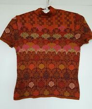 Authentic  KENZO knit top M fits size 8