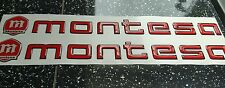 Montesa Cota Frame Stickers 2001 2002 2003 Decals