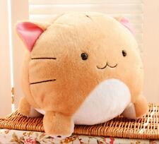 "12"" Anime Poyopoyo Kansatsu Nikki Neko Cat Plush Stuffed Cosplay Toy Doll Gift"