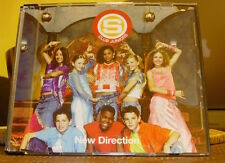 S CLUB JUNIORS - NEW DIRECTION (CD SINGLE)