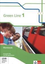 Green Line 1. Workbook mit Audio CDs und Übungssoftware. Neue Ausgabe (2014)